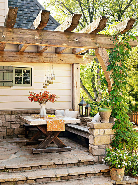Gardening and Backyard- Makeover ideas