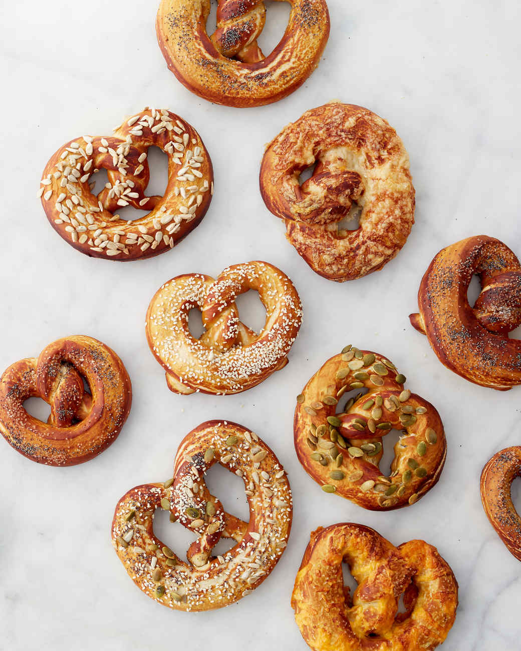Lina kulchinsky's soft pretzels
