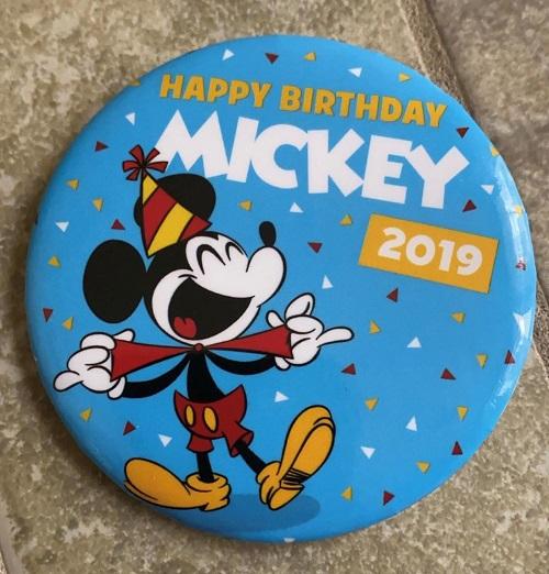 Mickey Mouse's Birthday November 18
