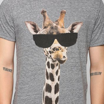 Altru cool giraffe tee grey images and ideas on dreamstream for Altruy decoration sa