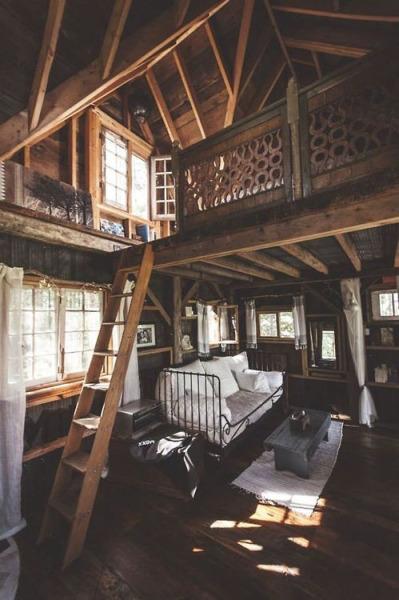 Country loft