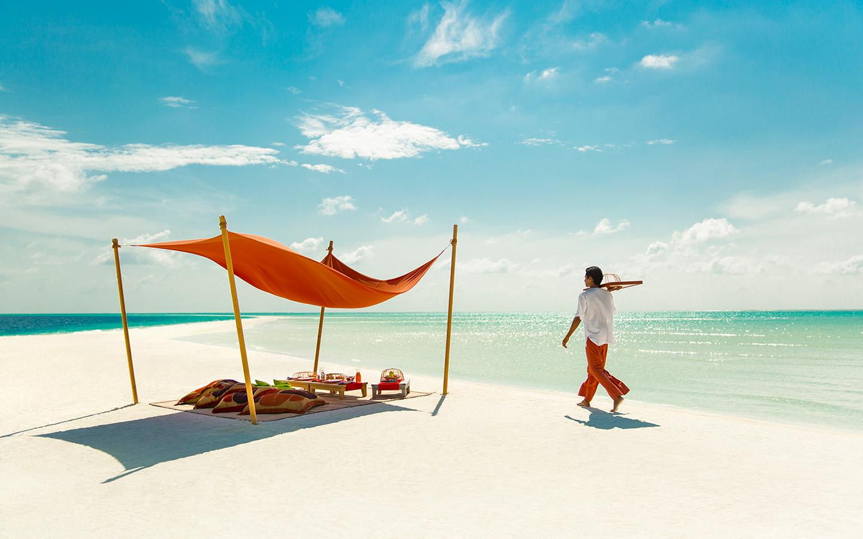 Coco Island, Maldives