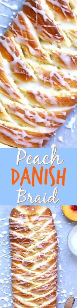 Peach Danish Braid
