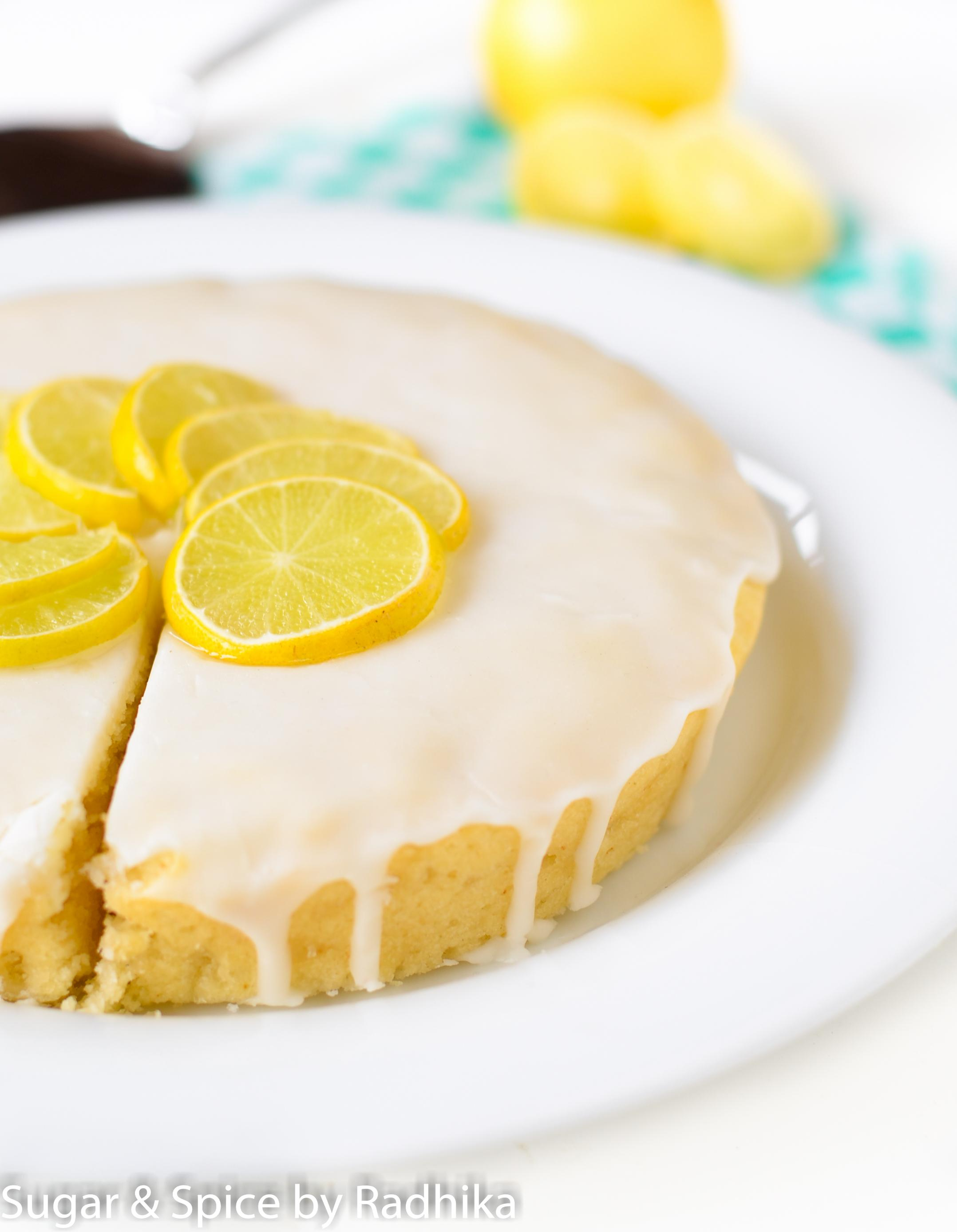 Cake Drizzle Lemon