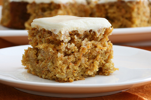 Carrot (Vegan) Cake