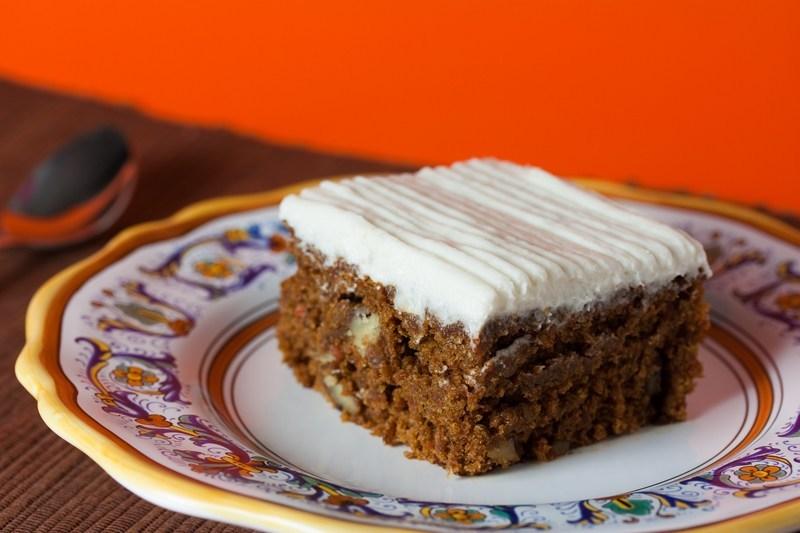 Vegan Cake  Carrot