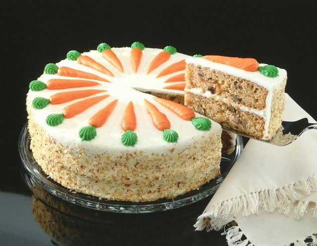 picture Justin Cake Carrot