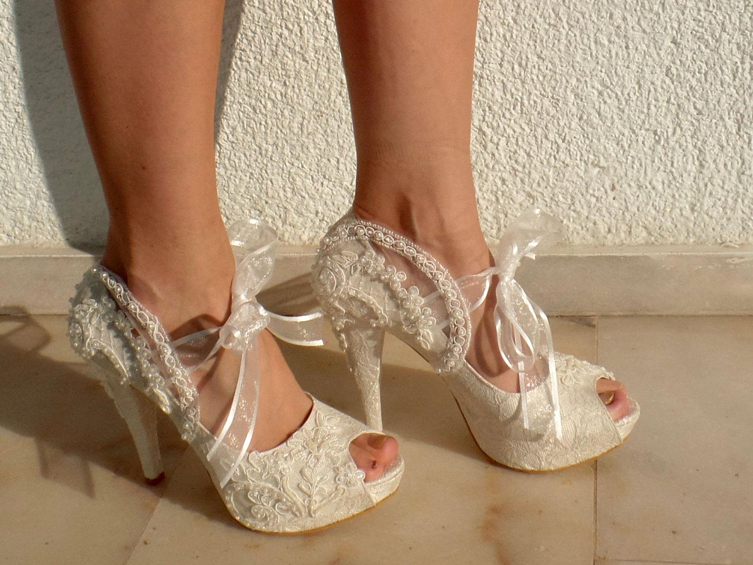 Bridal Wedding Heels