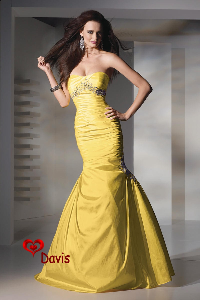 Bodycon fishtail wedding dress