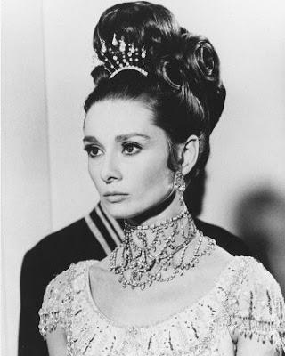 """Audrey Hepburn """"Eliza Doolittle"""""""