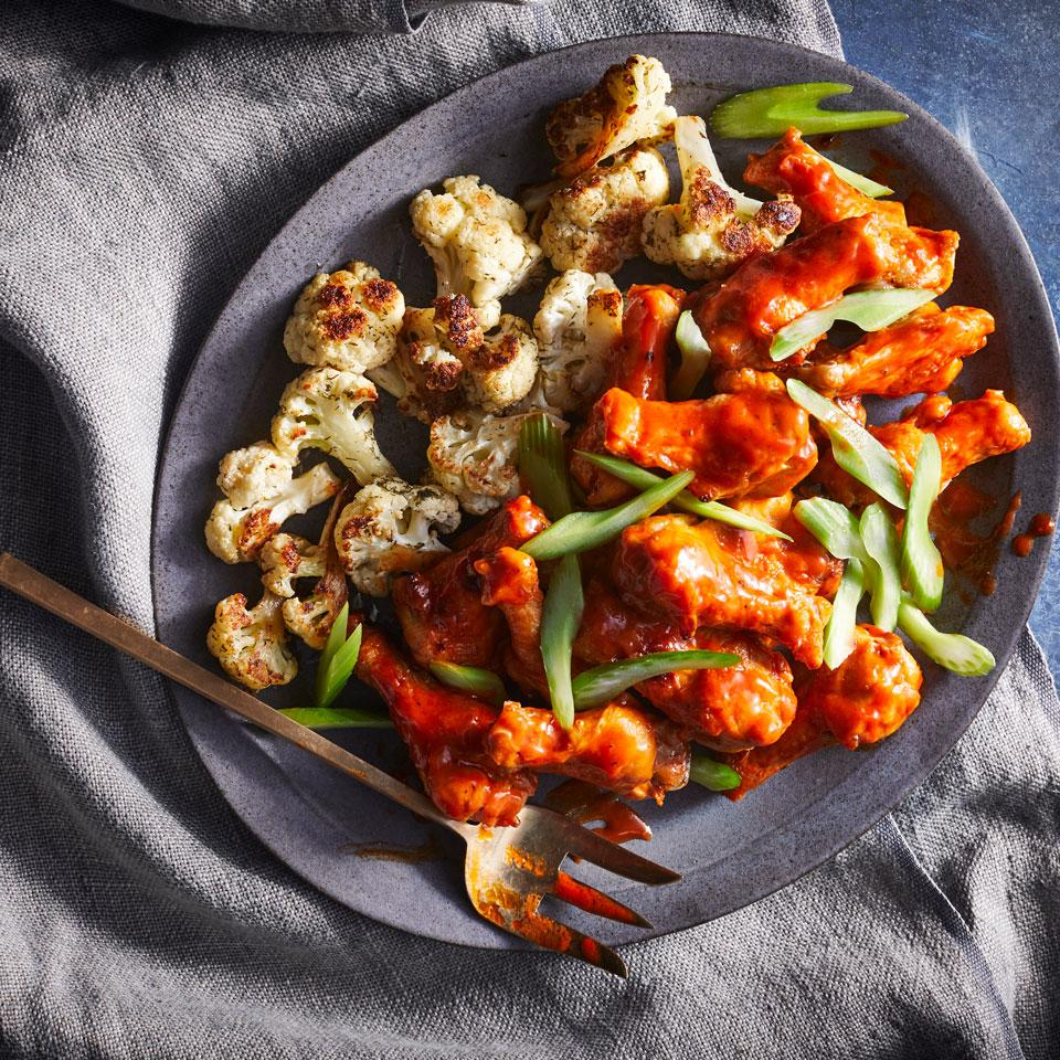 Healthier week night dinners