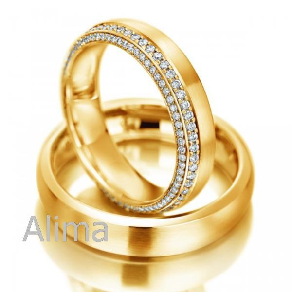 Latest gold design men ring
