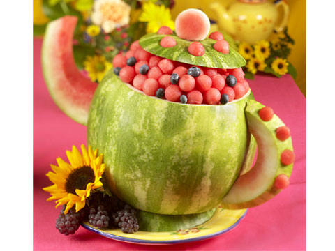Pot. tea watermelon