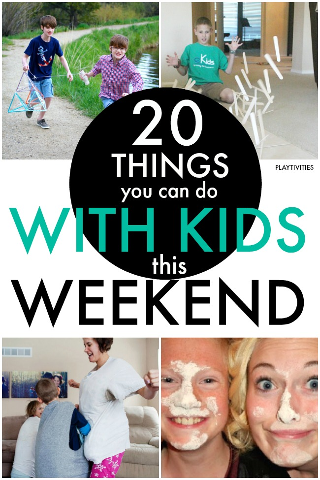 Weekends with kids