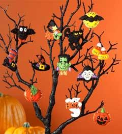Ornament kits - halloween