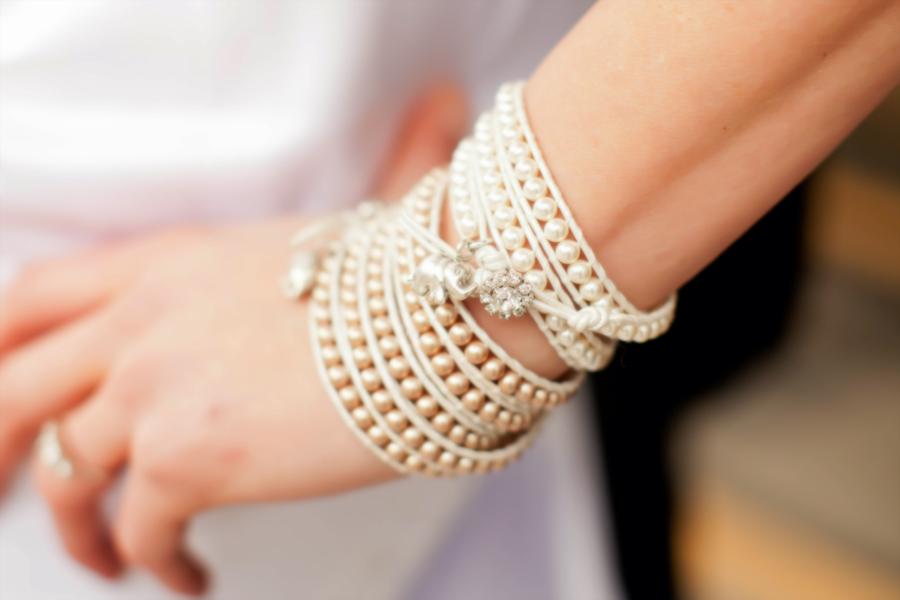 Wedding day bridal jewelry ideas