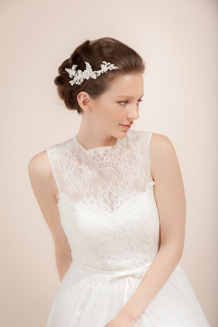 Bridal hair accessories headpieces