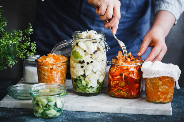 Fermented Foods Hotter Than Ever!