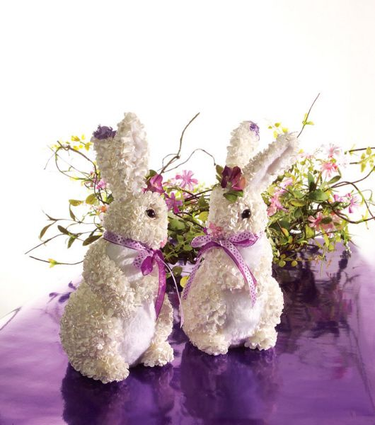 Easter DIY Bunny Decor