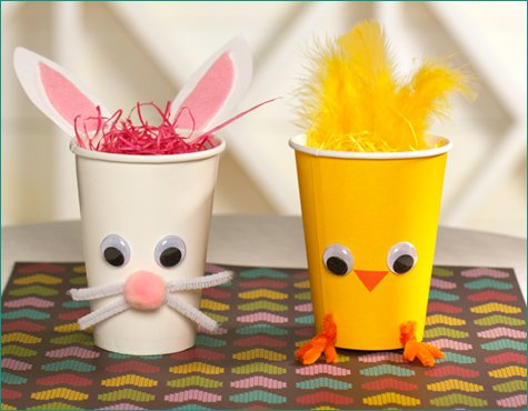 Easter treat holders