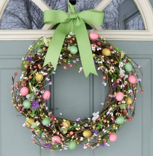 Easter wreaths Ideas