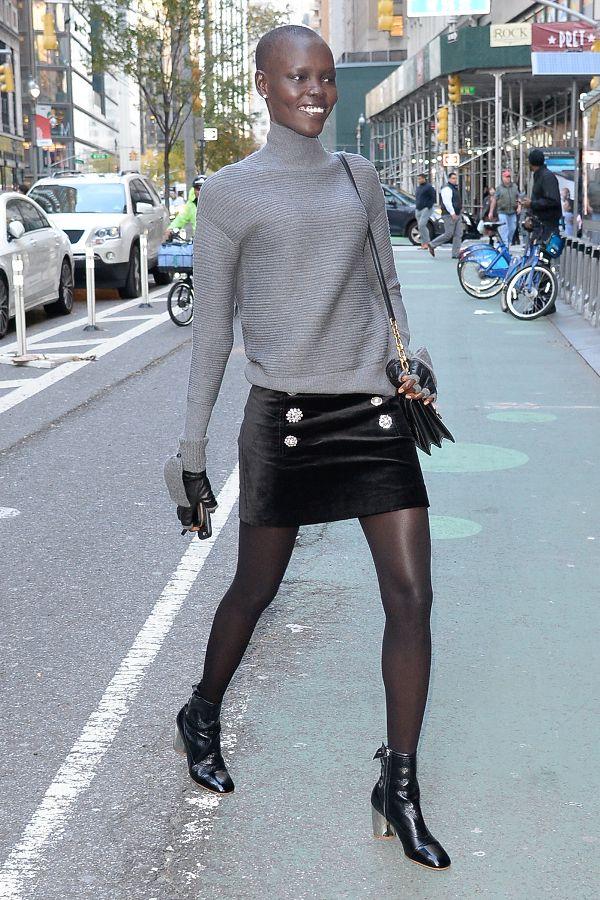 Winter Fashion-Women