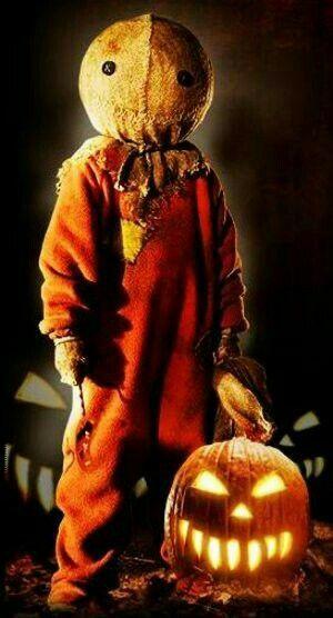 Creepy Pumpkinhead