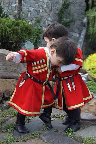 Baby Cossacks