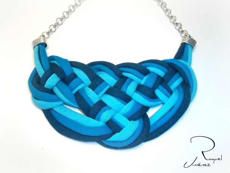 Macrame easy necklace making ideas