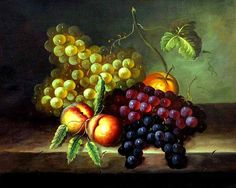 Classical still life paintings