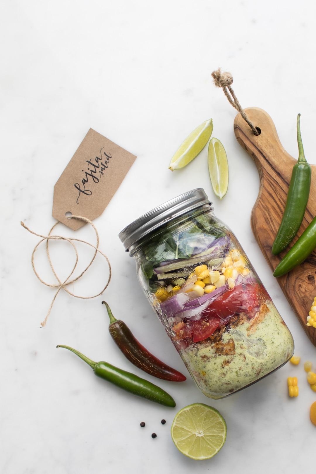fijita salad