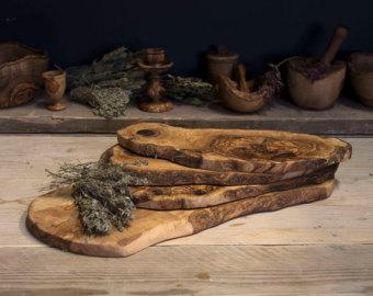 Wooden Culinaries