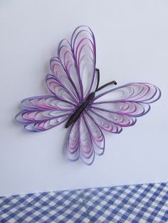 Easy Paper Quilling Patterns