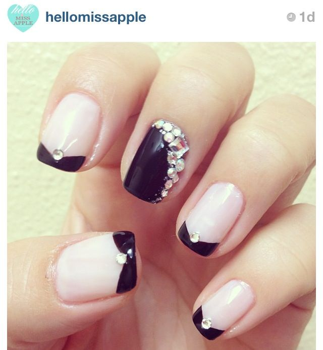 Adorable manicure ideas chic nails!