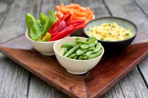 Healthier party food