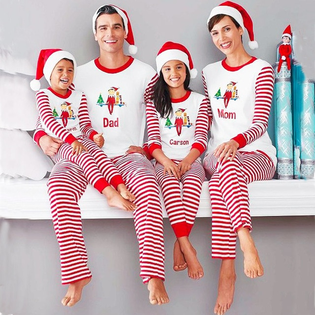 Family matching pajamas
