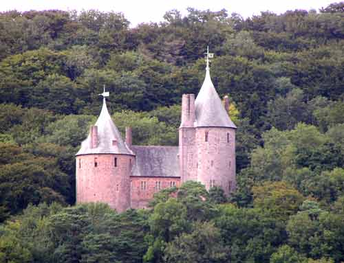 Castell Coch - the 'Red Castle'