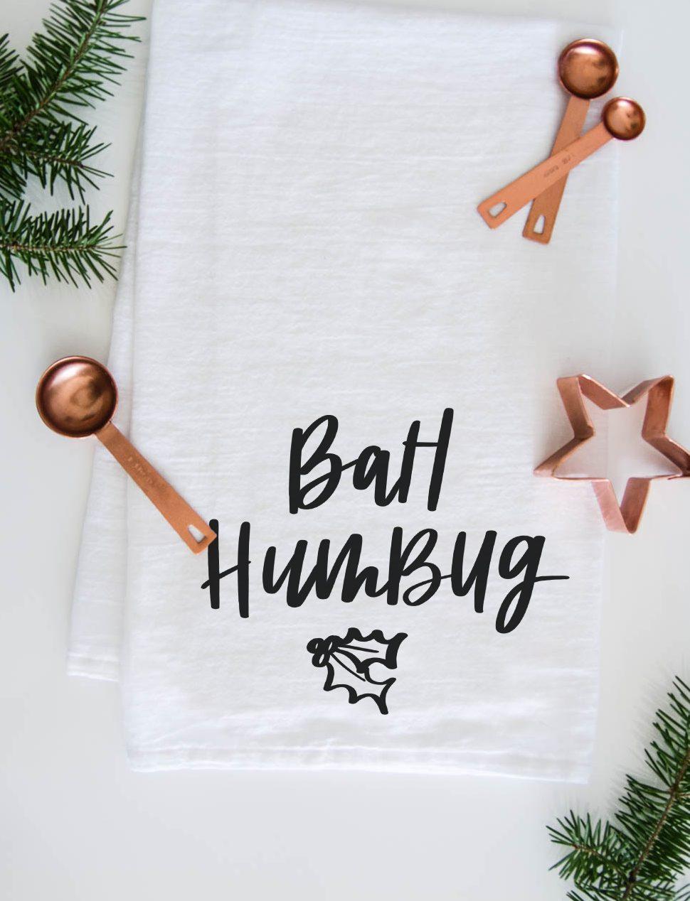 Christmas Bah Humbug