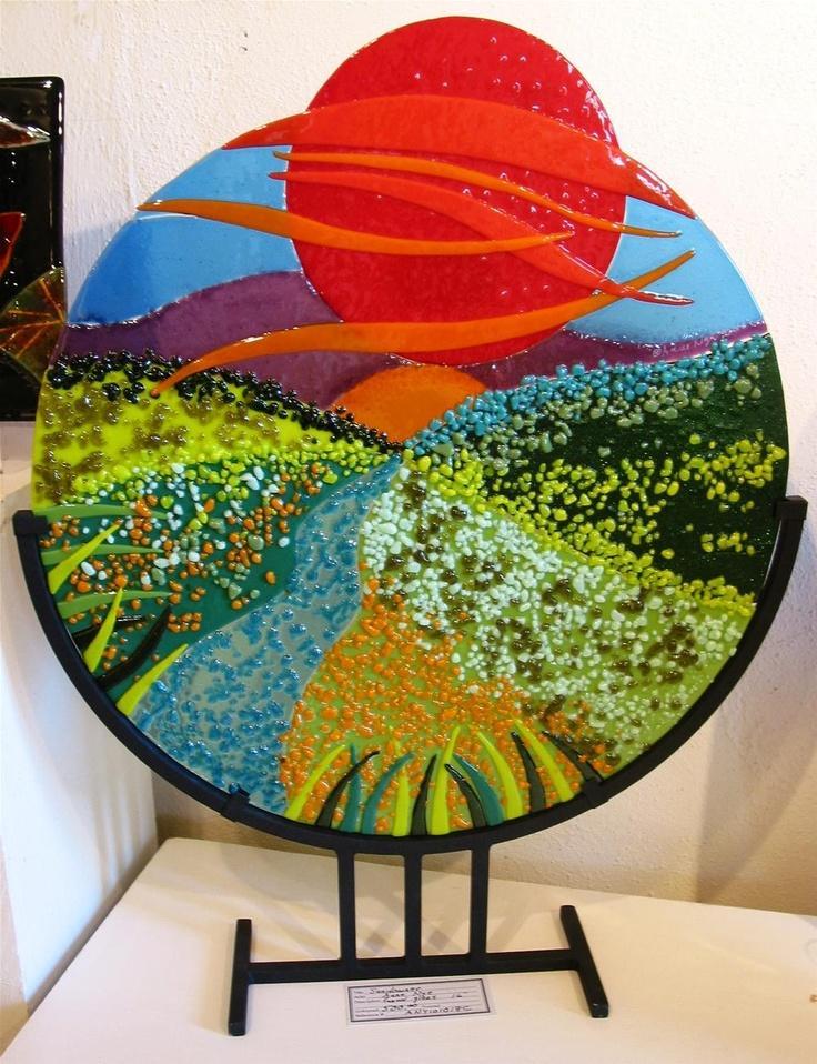 Glass art ideas