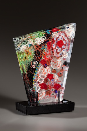 Teddy devereux glass artist 3