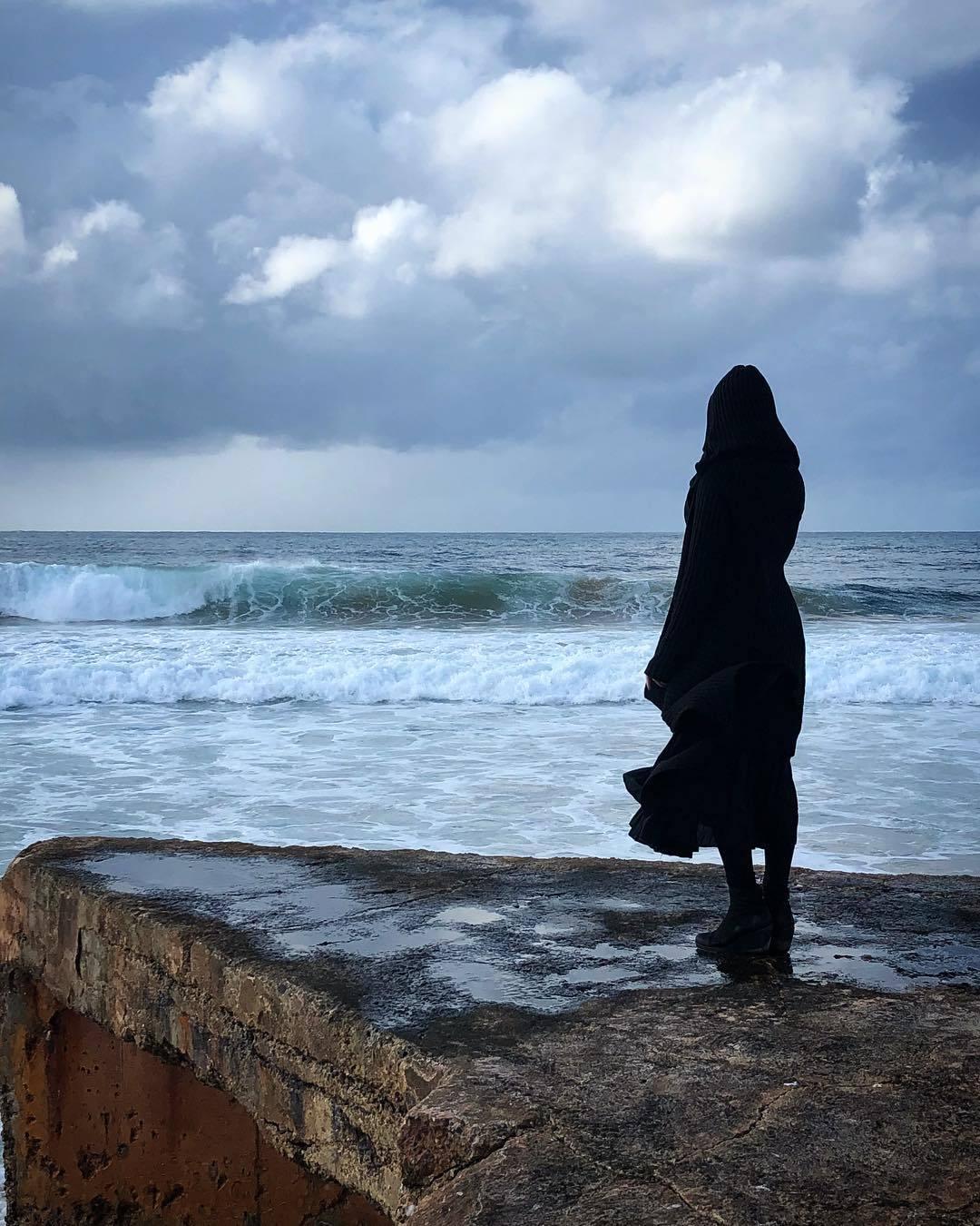 To condemn the wild ocean