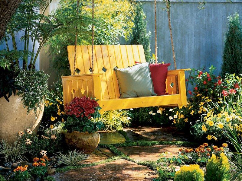 Garden Craft Ideas