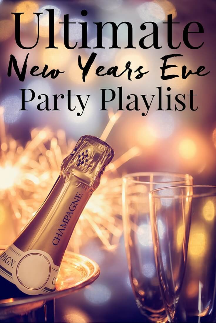 New Year's Eve Party Playlist