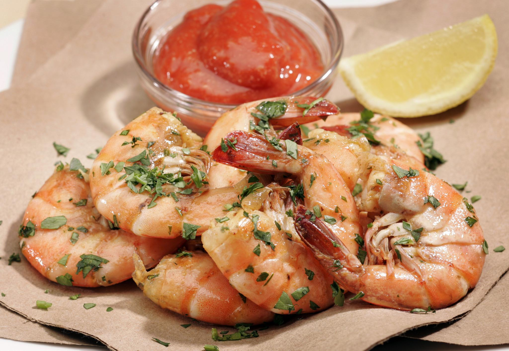 Delicious Shrimp Recipes