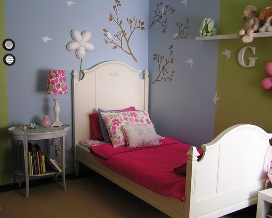Kids room wall painting ideas