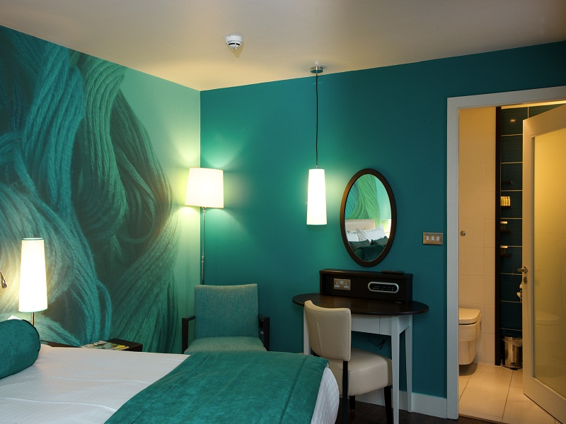 Wall painting ideas turquoise