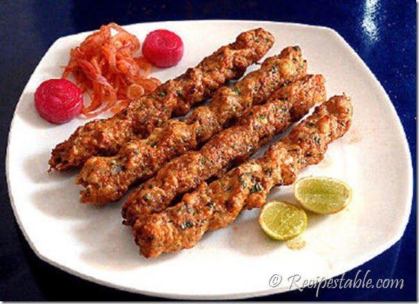 Reshmi chicken kebab