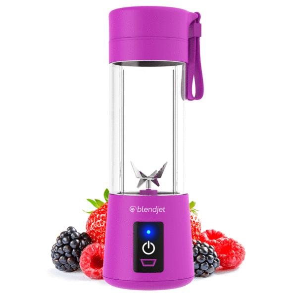Purple Blendjet Portable Blender