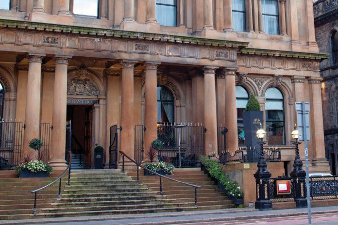 Belfast Merchant Hotel