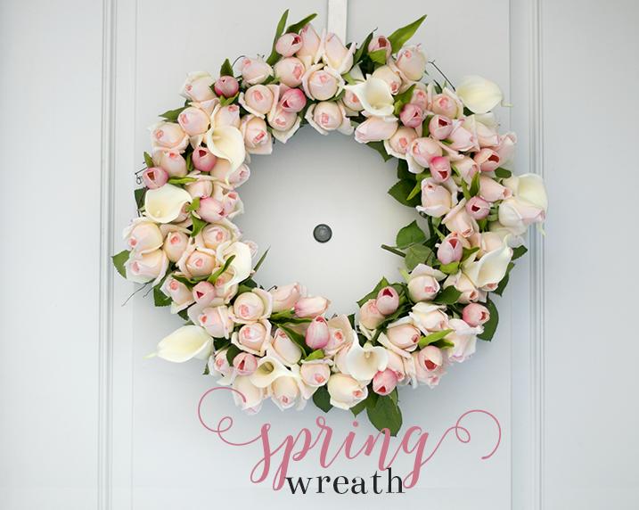 Spring DIY Wreaths
